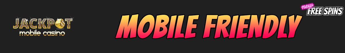 Jackpot Mobile Casino-mobile-friendly