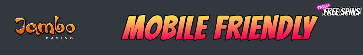 Jambo Casino-mobile-friendly