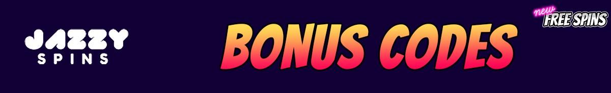 Jazzy Spins-bonus-codes