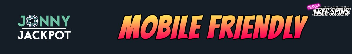 Jonny Jackpot Casino-mobile-friendly