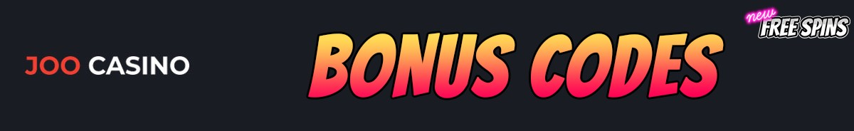 Joo Casino-bonus-codes