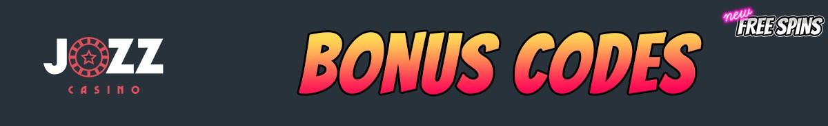 Jozz Casino-bonus-codes