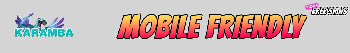 Karamba Casino-mobile-friendly