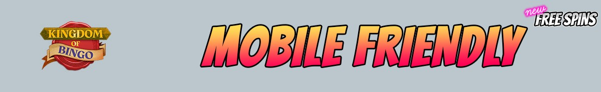 Kingdom of Bingo-mobile-friendly