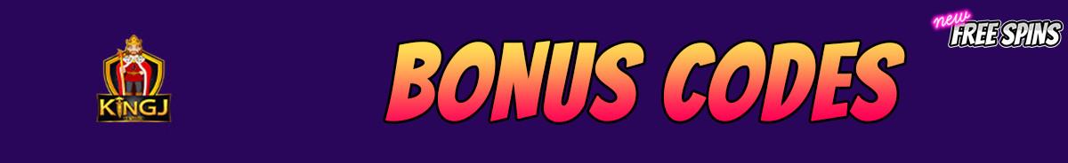 KingJCasino-bonus-codes