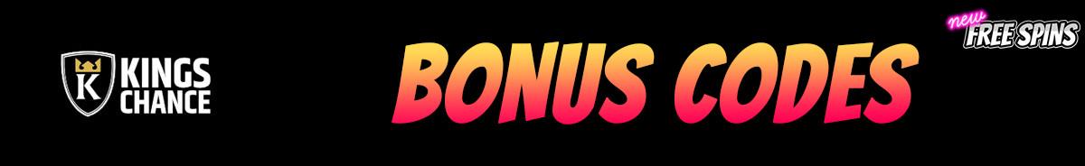 Kings Chance-bonus-codes
