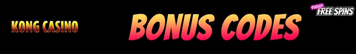 Kong Casino-bonus-codes