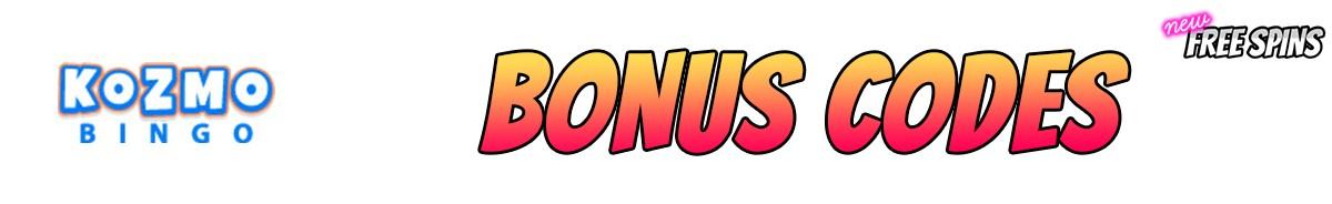 Kozmo Bingo Casino-bonus-codes