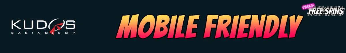 Kudos Casino-mobile-friendly