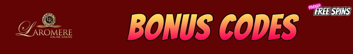 LaRomere Casino-bonus-codes