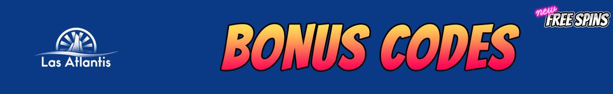 Las Atlantis-bonus-codes