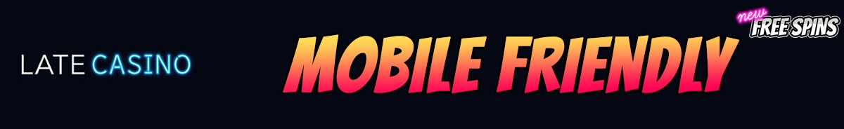 Late Casino-mobile-friendly