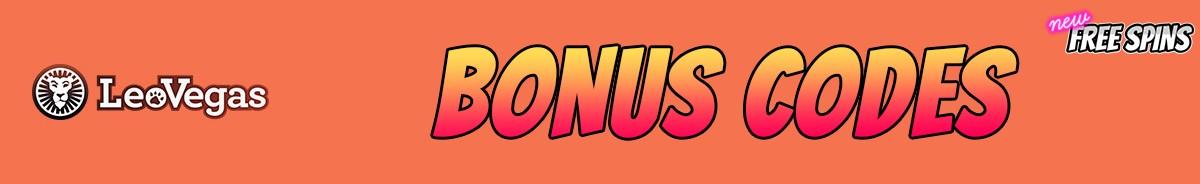 LeoVegas Casino-bonus-codes