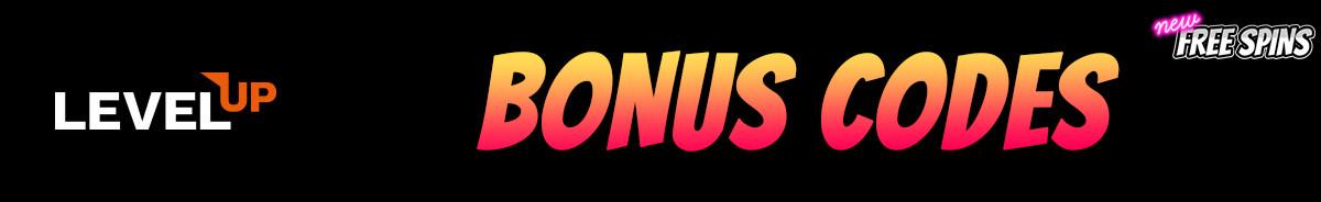 LevelUp-bonus-codes
