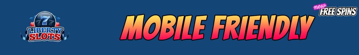 Liberty Slots Casino-mobile-friendly
