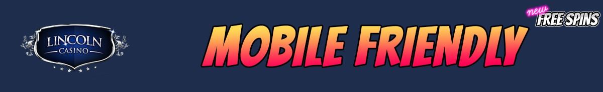 Lincoln Casino-mobile-friendly