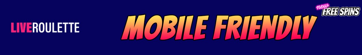 Live Roulette-mobile-friendly