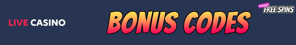 LiveCasino-bonus-codes