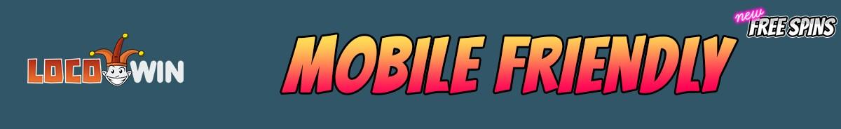 Locowin Casino-mobile-friendly