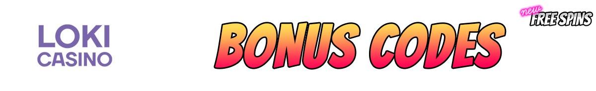 Loki Casino-bonus-codes