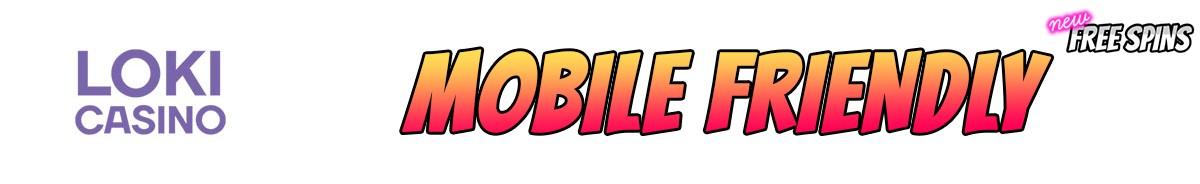 Loki Casino-mobile-friendly