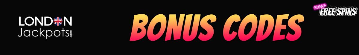 London Jackpots Casino-bonus-codes