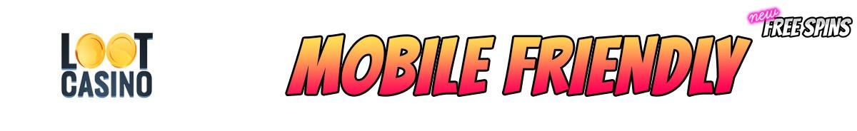 Loot Casino-mobile-friendly