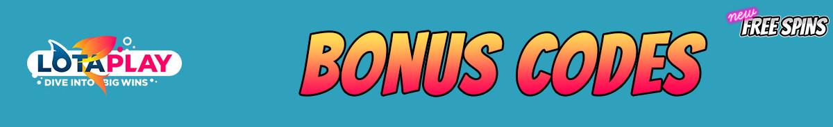 LotaPlay-bonus-codes