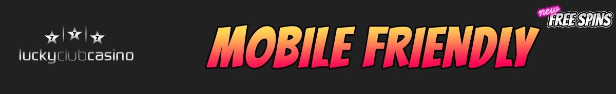 Lucky Club Casino-mobile-friendly
