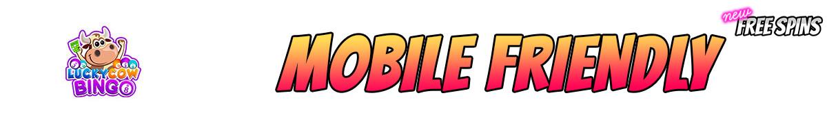 Lucky Cow Bingo-mobile-friendly
