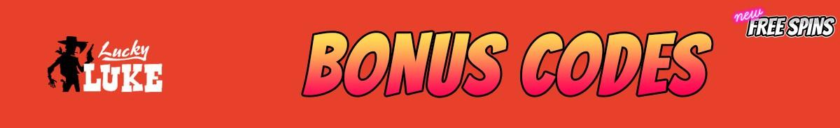 Lucky Luke-bonus-codes