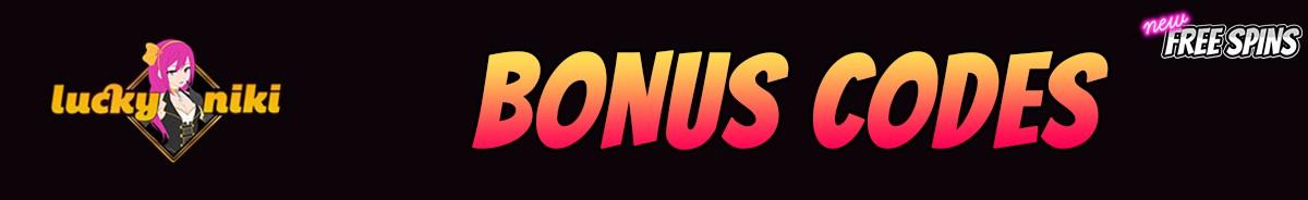 Lucky Niki Casino-bonus-codes