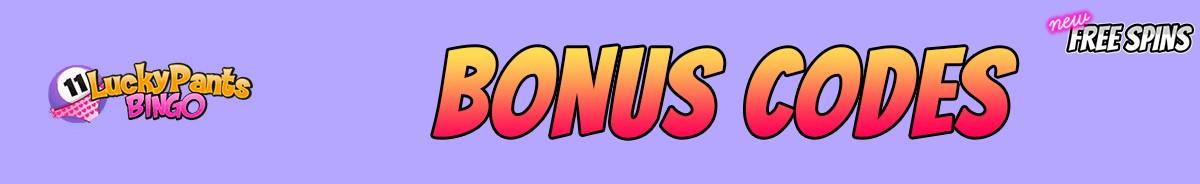 Lucky Pants Bingo Casino-bonus-codes