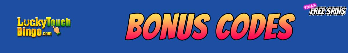 Lucky Touch Bingo-bonus-codes