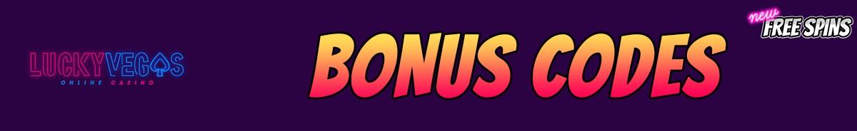 Lucky Vegas-bonus-codes