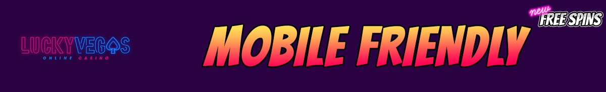 Lucky Vegas-mobile-friendly