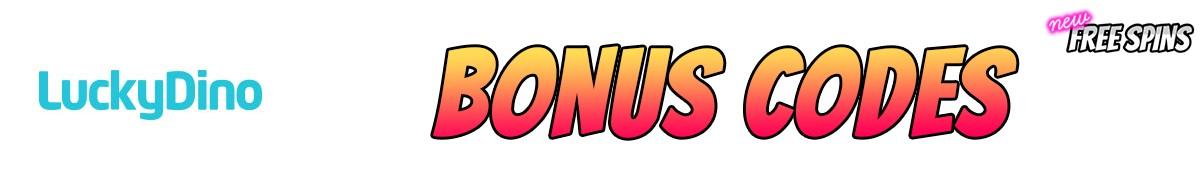 LuckyDino Casino-bonus-codes