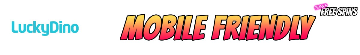 LuckyDino Casino-mobile-friendly