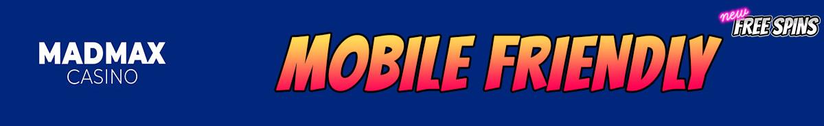 MadMax Casino-mobile-friendly