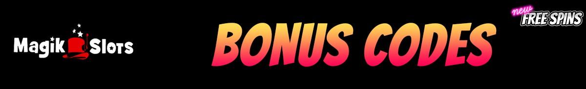 Magik Slots Casino-bonus-codes
