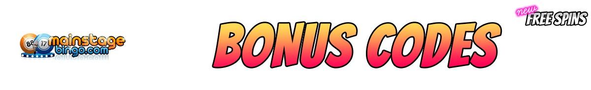 Mainstage Bingo Casino-bonus-codes
