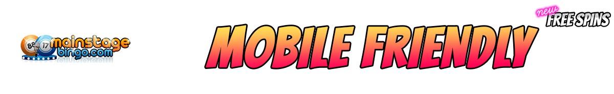 Mainstage Bingo Casino-mobile-friendly