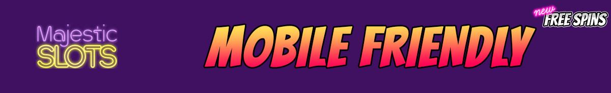 Majestic Slots-mobile-friendly