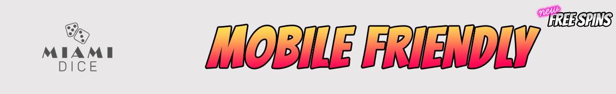 Miami Dice Casino-mobile-friendly