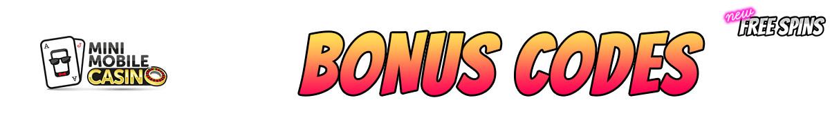 Mini Mobile Casino-bonus-codes