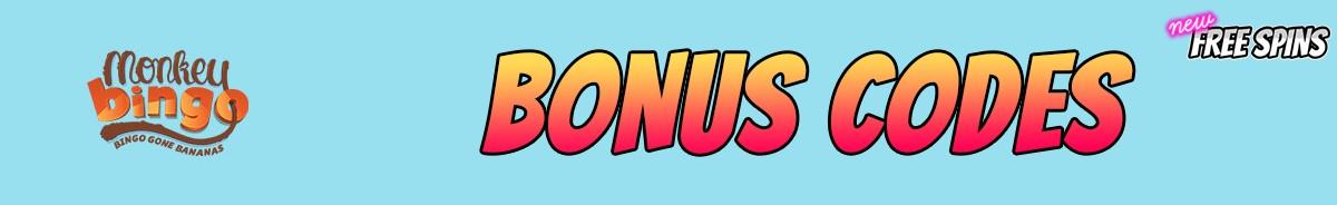 Monkey Bingo-bonus-codes