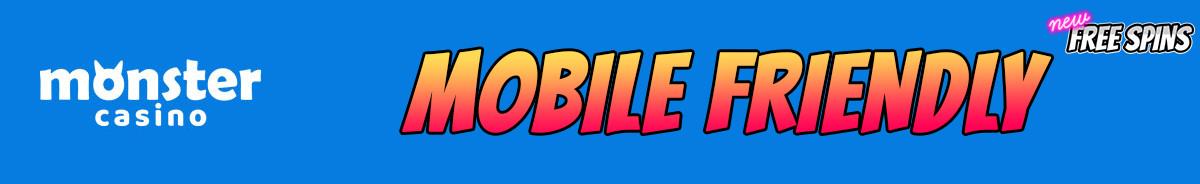 Monster Casino-mobile-friendly