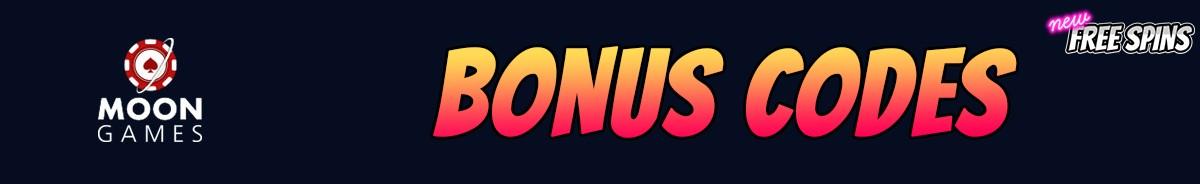 Moon Games-bonus-codes