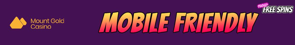 Mount Gold Casino-mobile-friendly