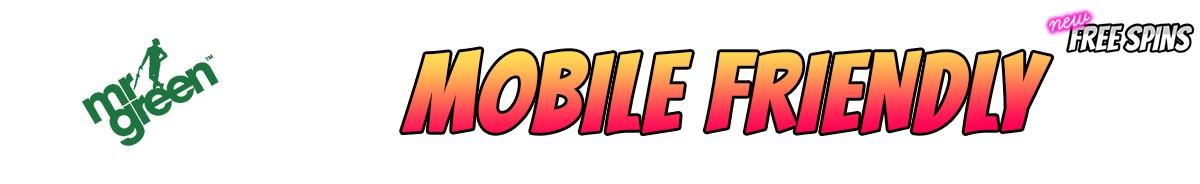 Mr Green Casino-mobile-friendly